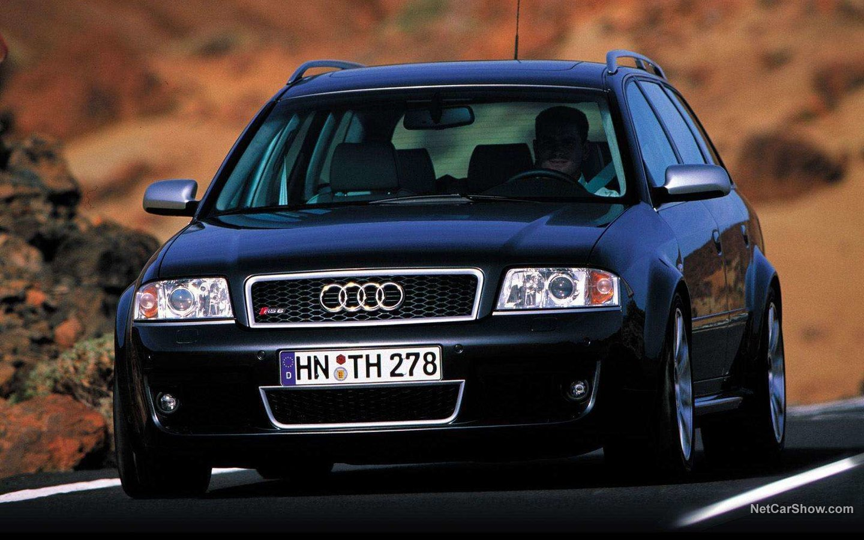 Audi A6 RS6 Avant 2002 6165949b