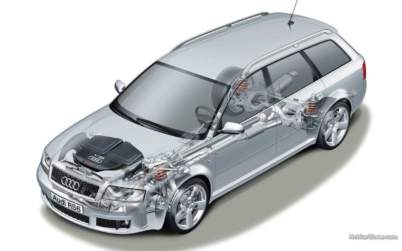 Audi A6 RS6 Avant 2002 6a4a7976