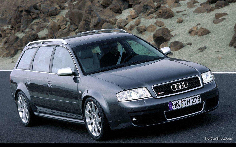 Audi A6 RS6 Avant 2002 75b1bead