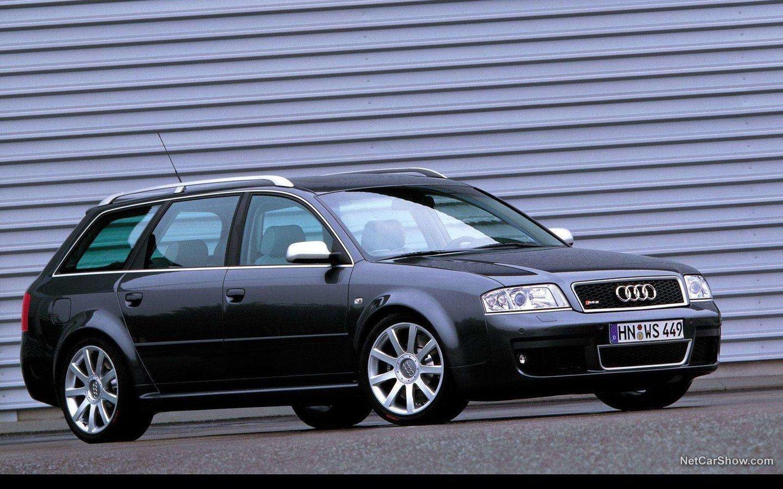 Audi A6 RS6 Avant 2002 85b5e4a9