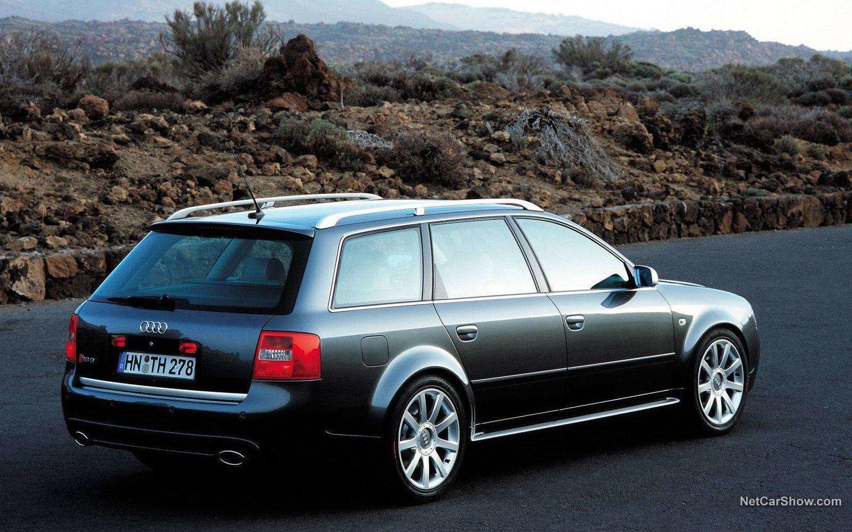 Audi A6 RS6 Avant 2002 b1272c6a