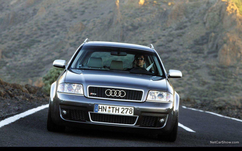 Audi A6 RS6 Avant 2002 e5d73386
