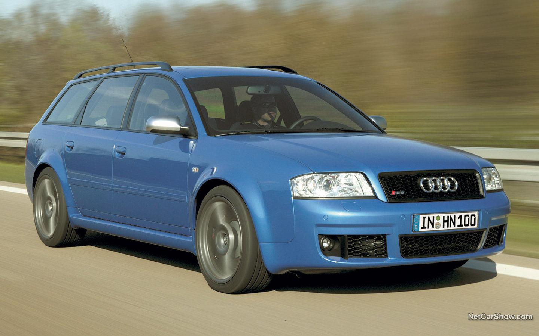 Audi A6 RS6 Plus Avant 2004 291b4490