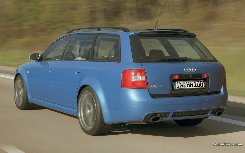 Audi A6 RS6 Plus Avant 2004 42c4554f