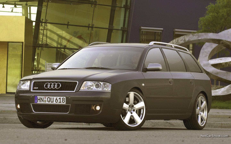 Audi A6 RS6 Plus Avant 2004 5c4bb42e