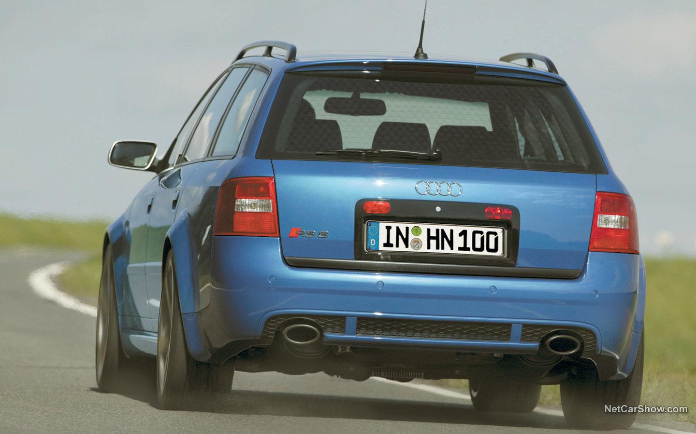 Audi A6 RS6 Plus Avant 2004 df776174
