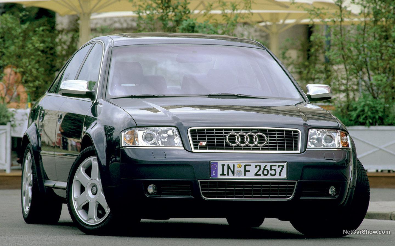Audi A6 S6 2002 24030d01