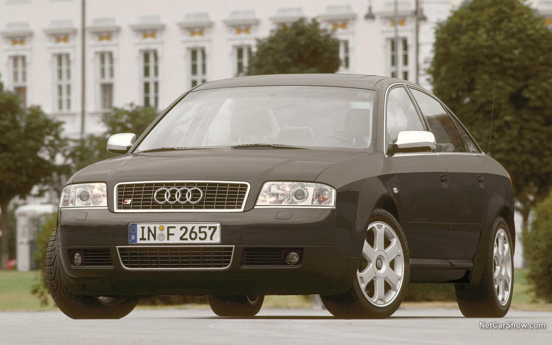 Audi A6 S6 2002 85e9924c