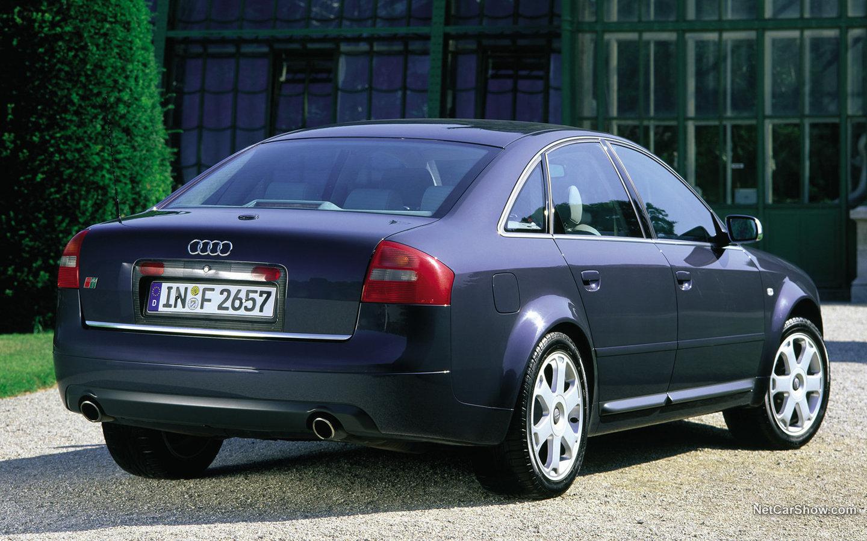 Audi A6 S6 2002 aae5f498