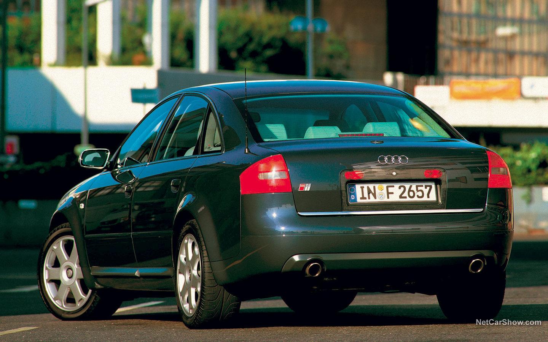 Audi A6 S6 2002 d7280af1