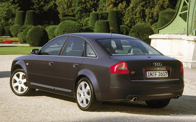 Audi A6 S6 2002 dbd84a37