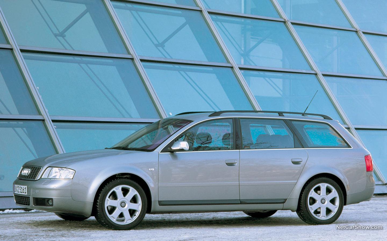 Audi A6 S6 Avant 2002 0b00a4f8