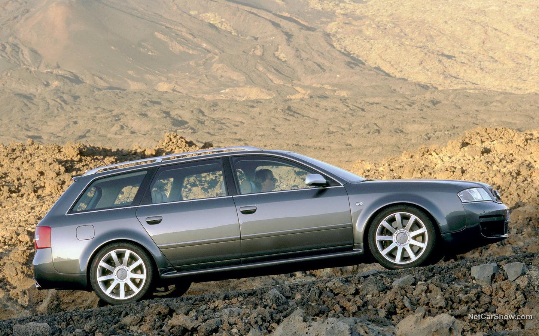 Audi A6 S6 Avant 2002 100652d6