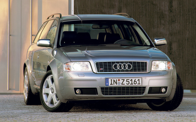 Audi A6 S6 Avant 2002 8105649c