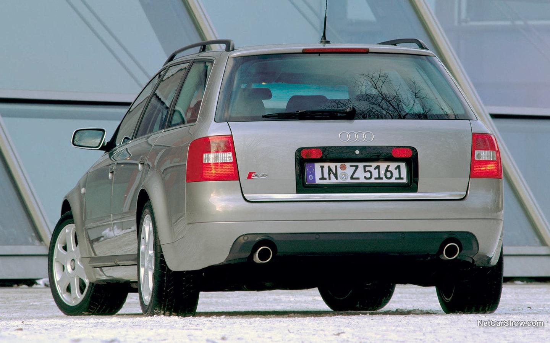 Audi A6 S6 Avant 2002 8f8b58c6