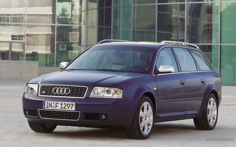 Audi A6 S6 Avant 2002 9ecb7d27