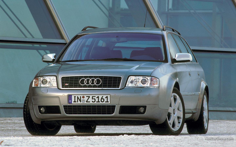 Audi A6 S6 Avant 2002 b2a9a334