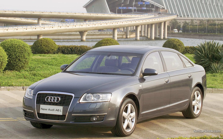 Audi A6L 2005 258adbac