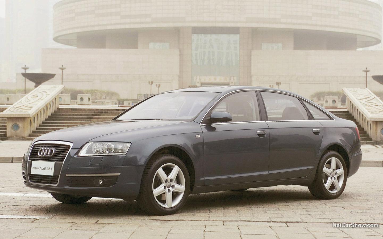 Audi A6L 2005 804d9095
