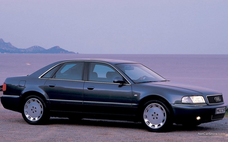 Audi A8 1998 742d54be