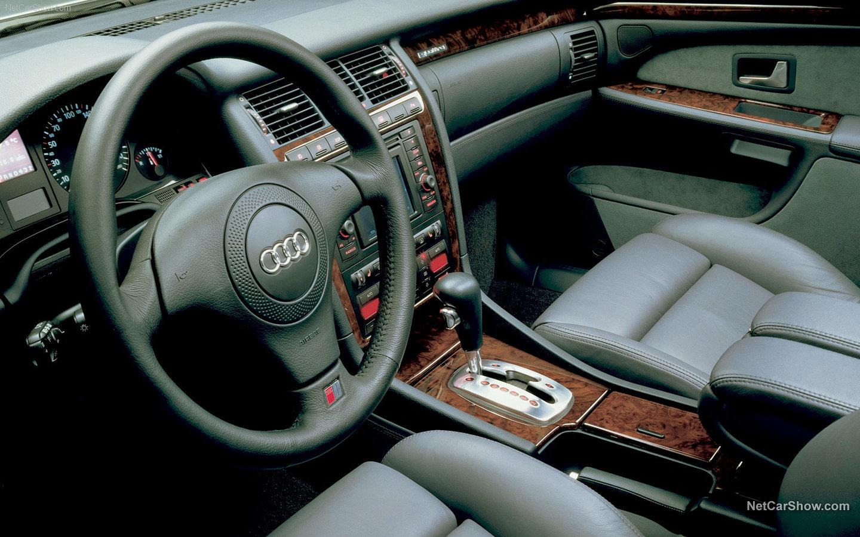 Audi A8 1998 7d6d9281