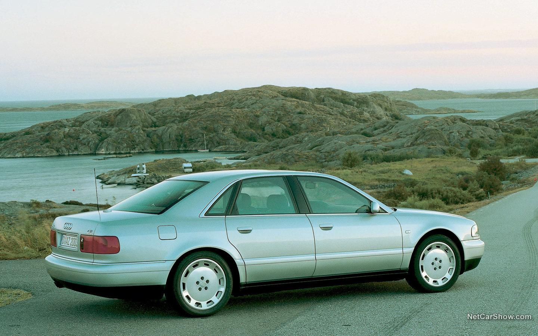 Audi A8 1998 a0dc3eb0