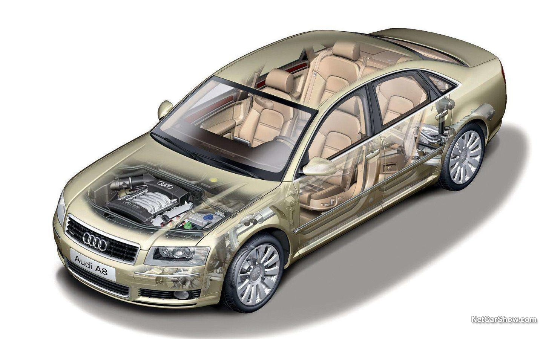 Audi A8 2004 13cfe0a9