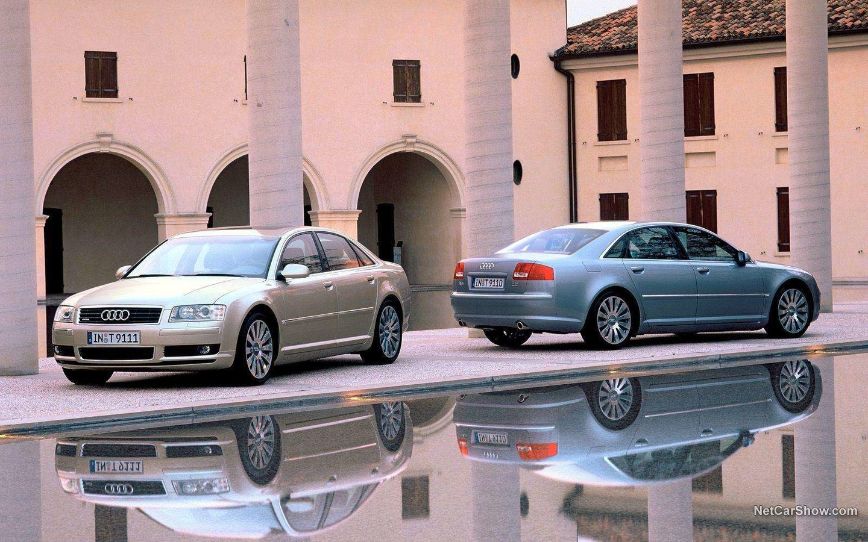 Audi A8 2004 575401ae