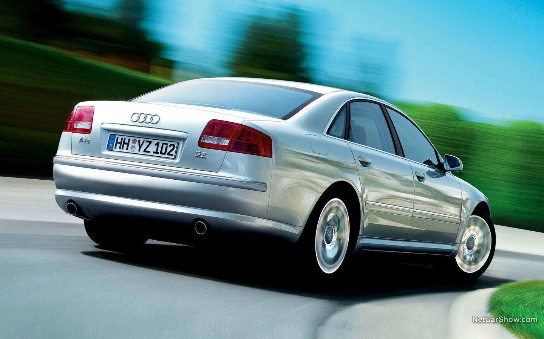 Audi A8 3