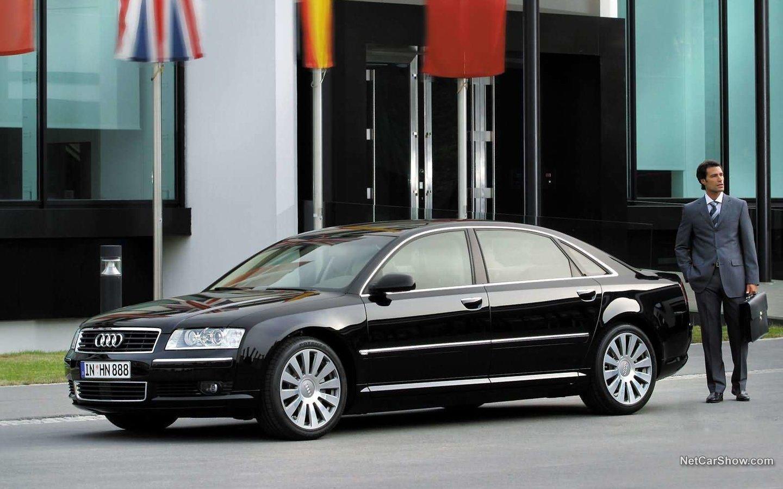 Audi A8 L 3