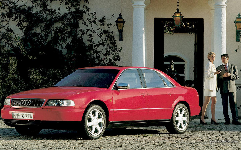 Audi A8 S8 1998 c4d16425