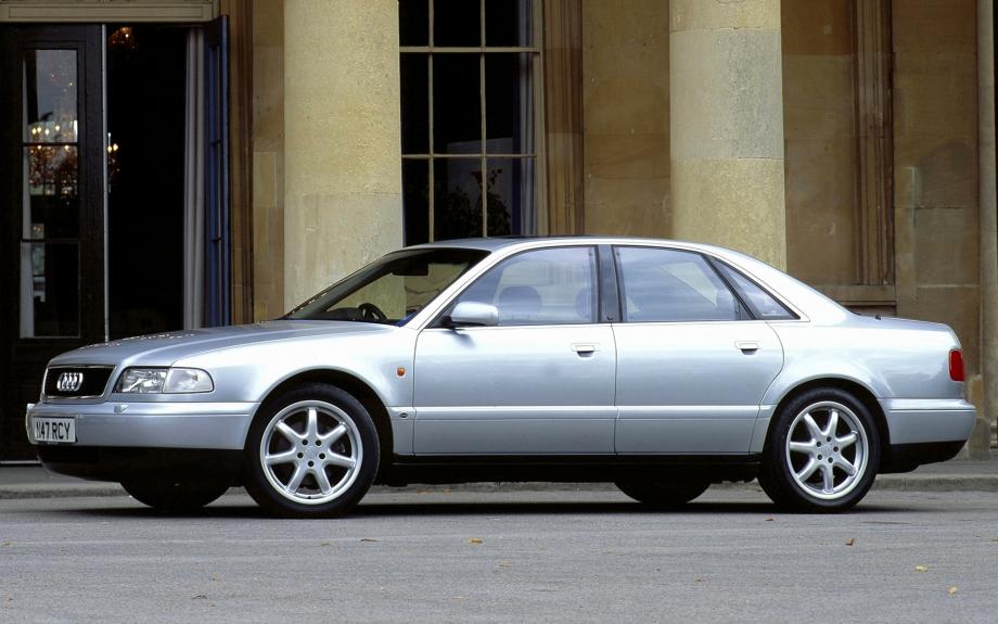Audi A8 UK 1994 carpixel