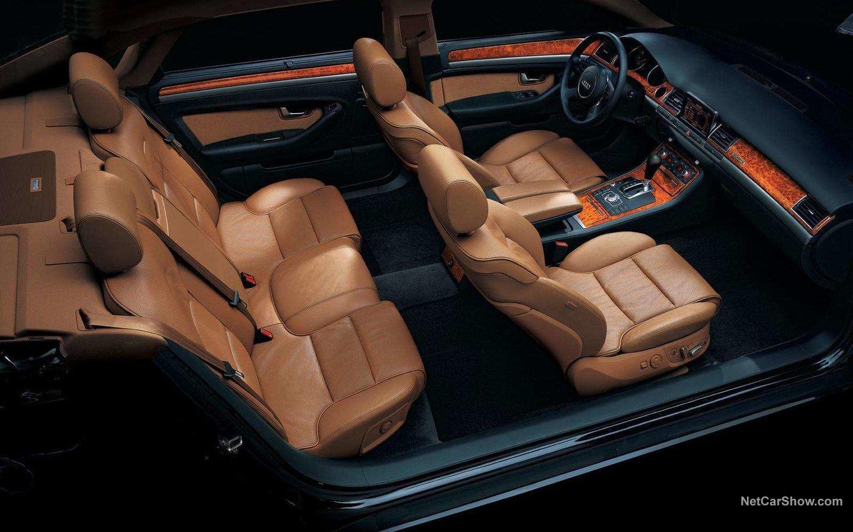 Audi A8L 4
