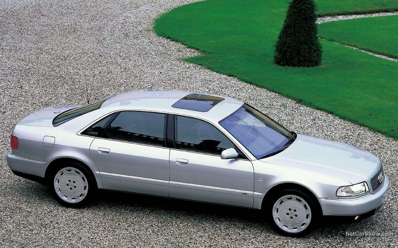 Audi A8L 6
