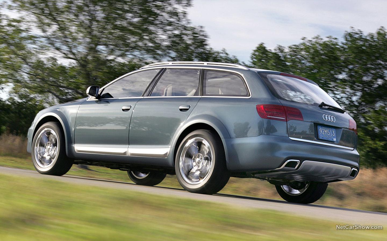 Audi Allroaad Quattro Concept 2005 0f399760
