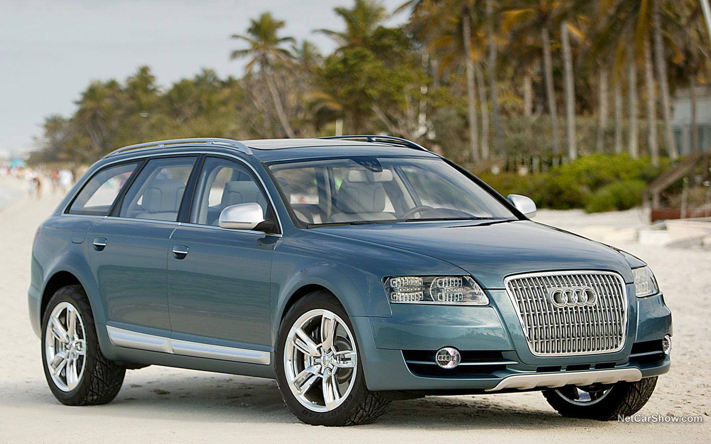 Audi Allroaad Quattro Concept 2005 3a82d216