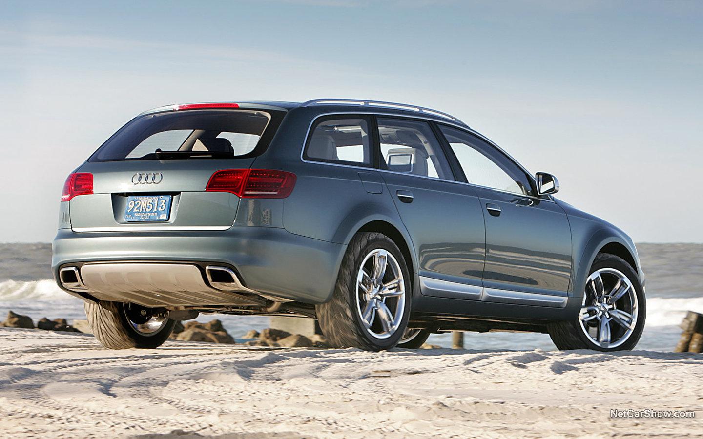 Audi Allroaad Quattro Concept 2005 62762067