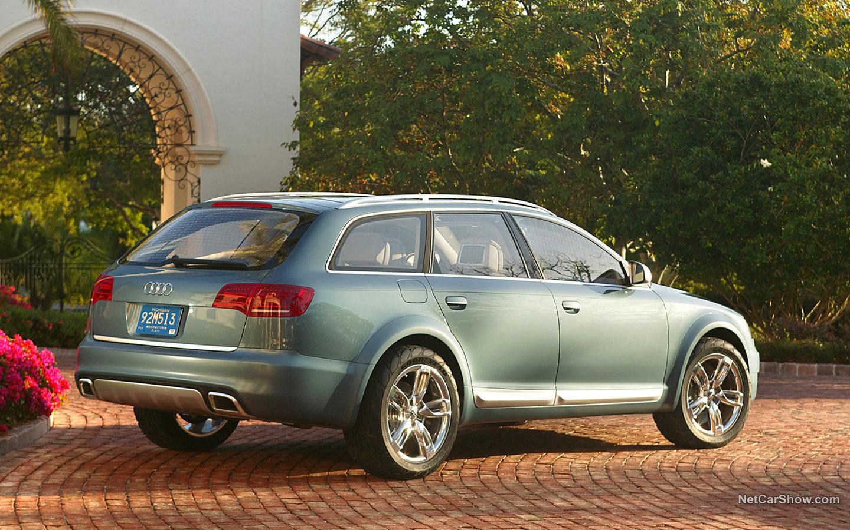 Audi Allroaad Quattro Concept 2005 7635482c