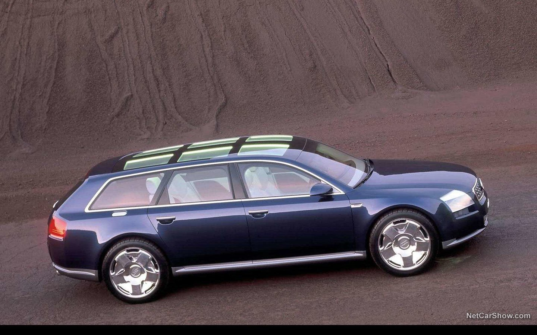Audi Avantissimo Concept 2001 0184c272