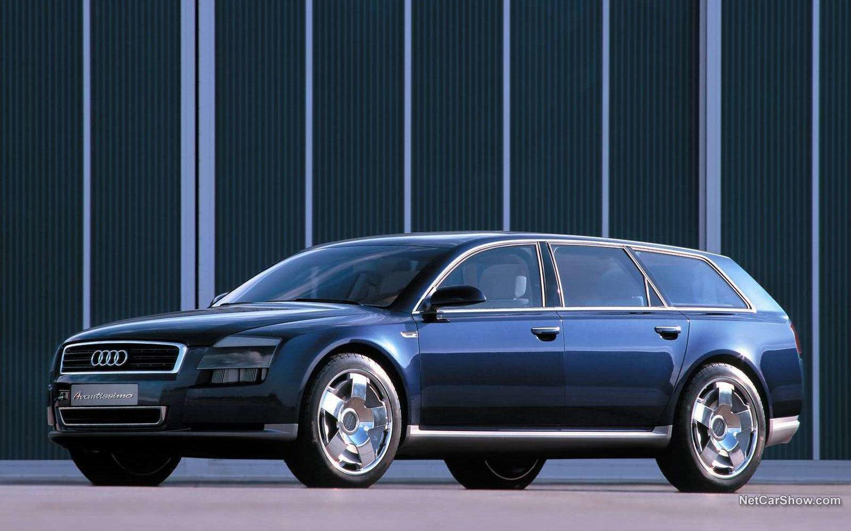 Audi Avantissimo Concept 2001 3c288184
