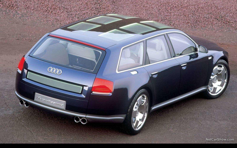 Audi Avantissimo Concept 2001 6f360eda