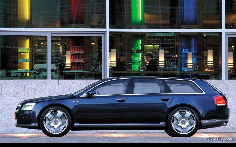 Audi Avantissimo Concept 2001 854c33bb