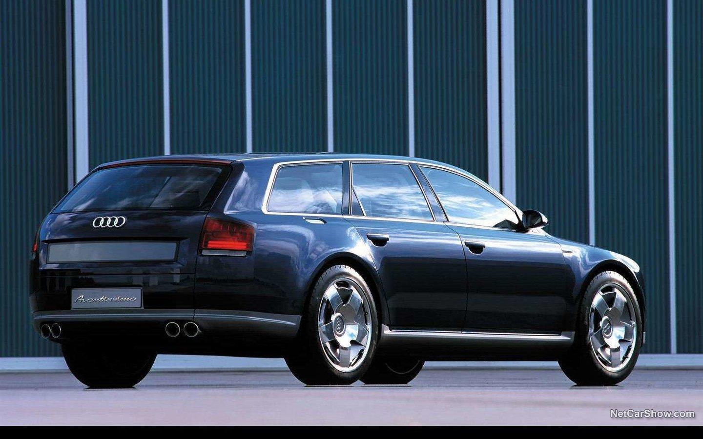 Audi Avantissimo Concept 2001 a10fd2bb