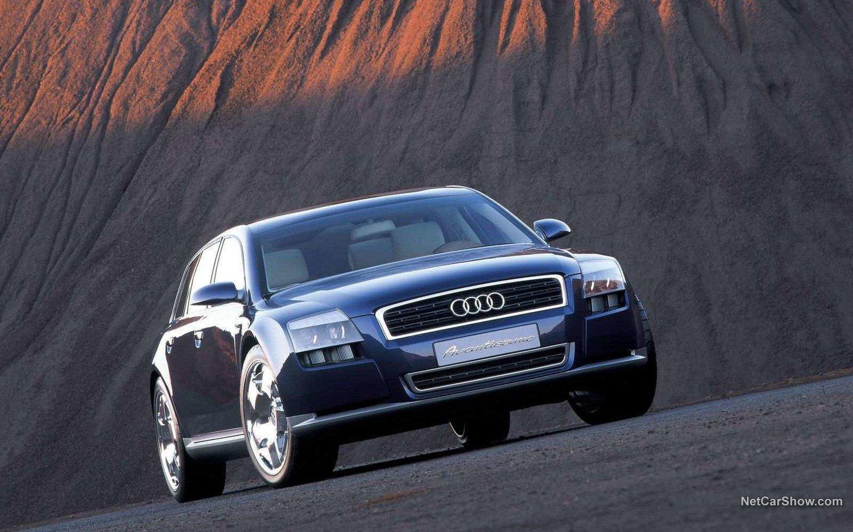 Audi Avantissimo Concept 2001 c2adf547