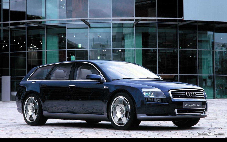 Audi Avantissimo Concept 2001 d278cc54