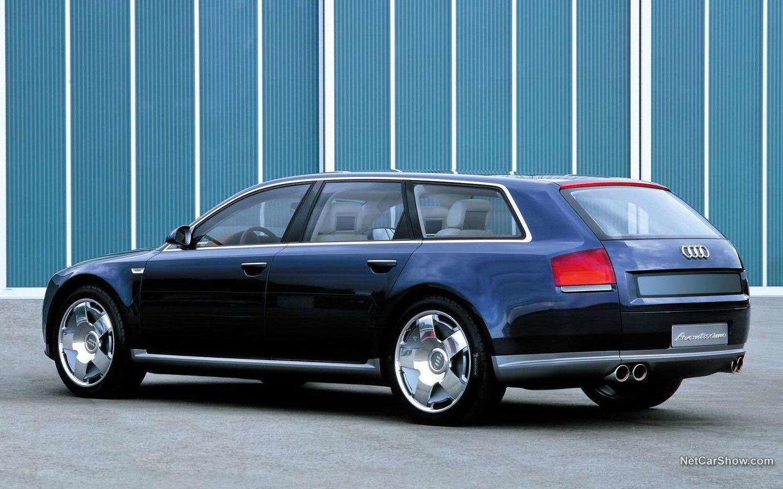 Audi Avantissimo Concept 2001 e284f5fd
