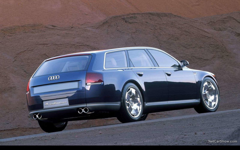 Audi Avantissimo Concept 2001 e7ac5e86