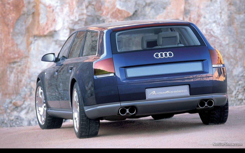 Audi Avantissimo Concept 2001 f1c0ceff