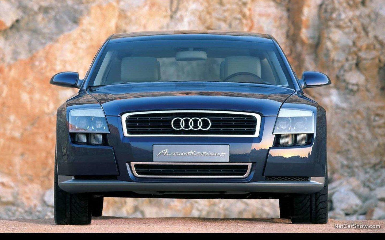 Audi Avantissimo Concept 2001 f388125a