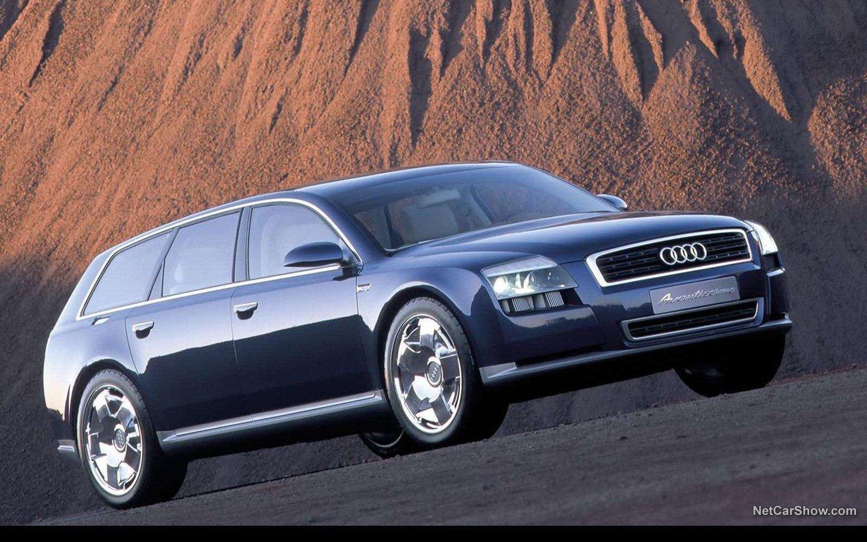 Audi Avantissimo Concept 2001 f7b0a53d